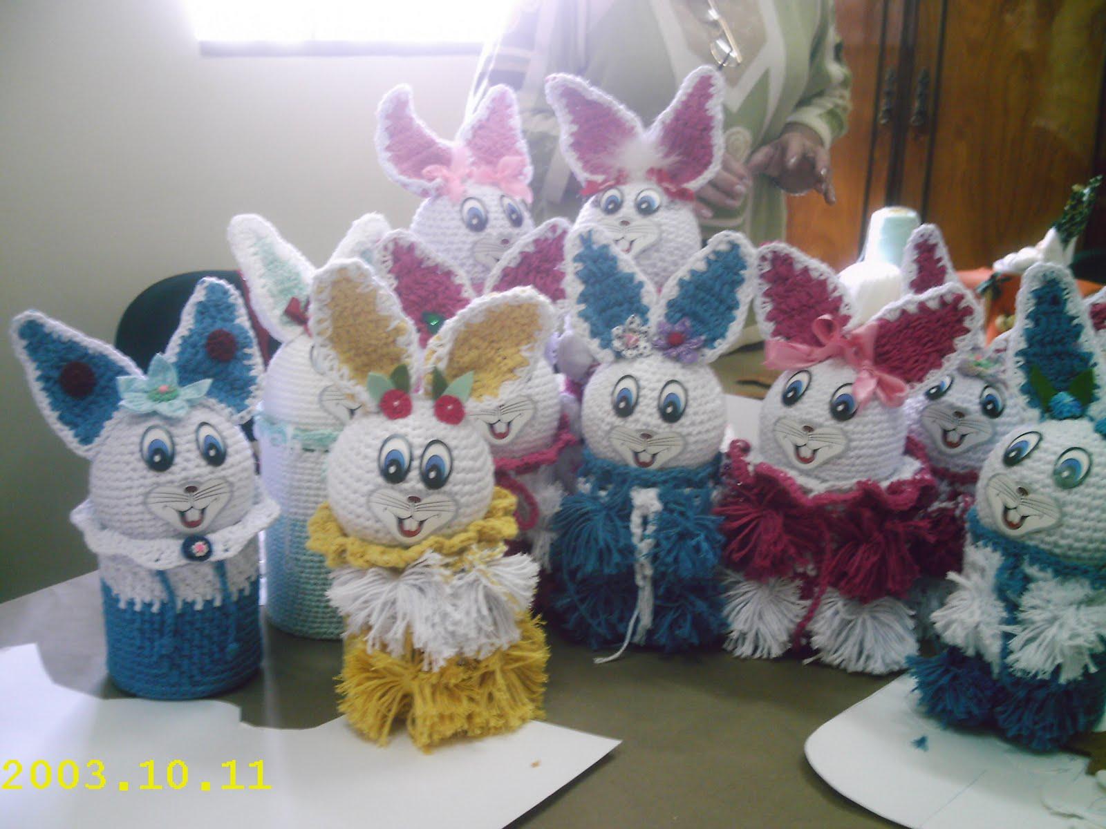 Artesanato Minas Gerais ~ UNIART Oficina de Páscoa com Reciclavéis Santa Felicidade