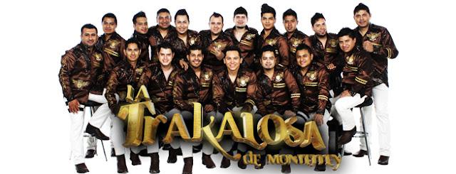Discografia La Trakalosa de Monterrey