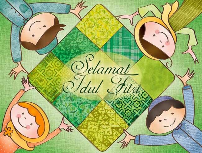 NEW!! Ucapan Kata DP BBM Selamat Hari Raya Idul Fitri 2016 | Info ...