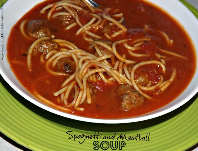 ... : Spaghetti And Meatball Soup featuring Dei Fratelli