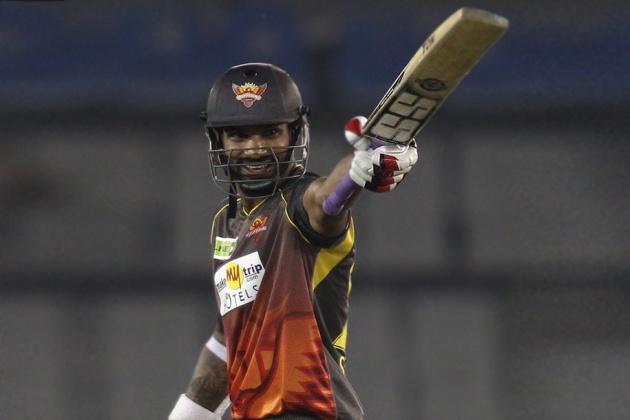 Shikhar-Dhawan-Sunrisers-Hyderabad-vs-Faisalabad-Wolves-CLT20-2013