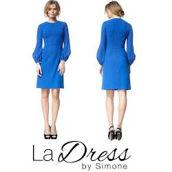 Queen Maxima Style La Dress