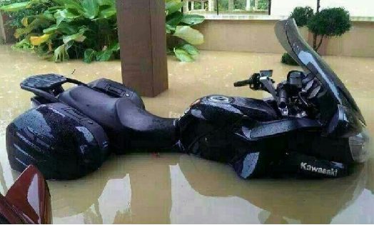 Gambar Banjir Kilat Di Kajang 29 September 2014
