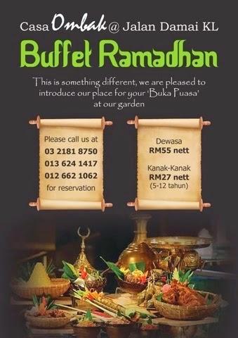 Buffet Ramadan