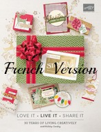 2018 French Holiday Catalogue