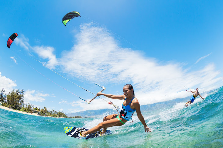 Kitesurfing Holidays