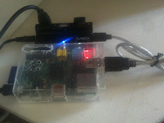 Raspberry Pi e webcam