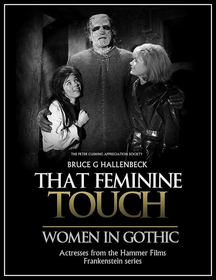 THAT FEMININE TOUCH : WOMEN IN CUSHING GOTHIC