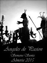 Cartel Ángeles de Pasión 2015