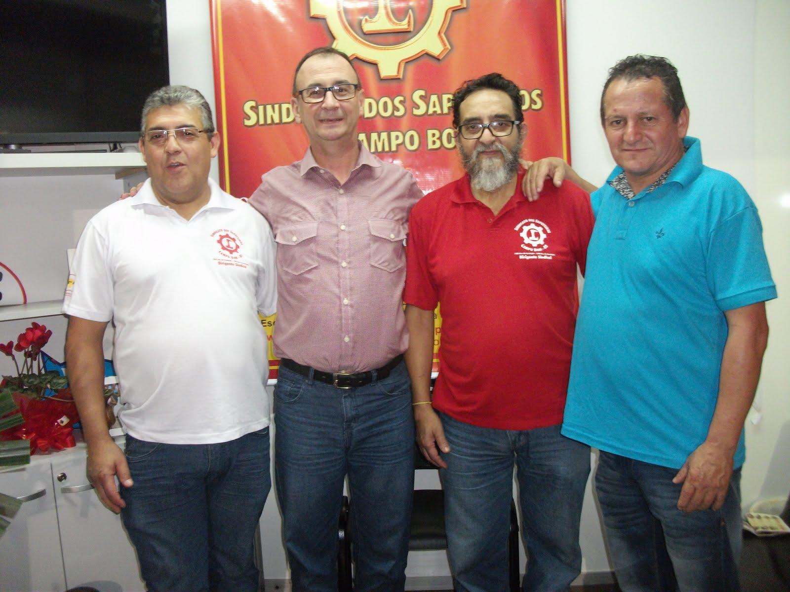 VEREADOR JAIR WINGERT NA FESTA DO SAPATO