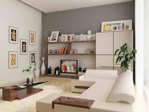 Small Living Room Design Minimalist 2016