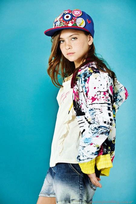 moda infantil 2014 volando por ahi