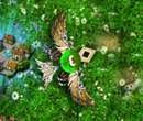 لعبة زوما الفراشة