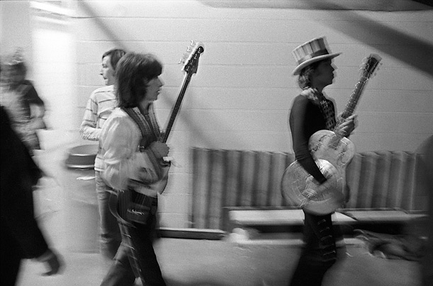 The Rolling Stones: 1969 American Tour ~ vintage everyday