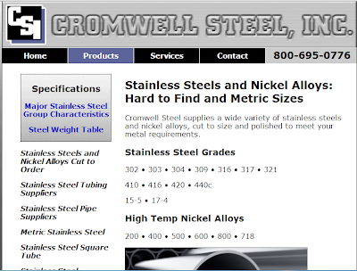 Stainless steel tube suppliers