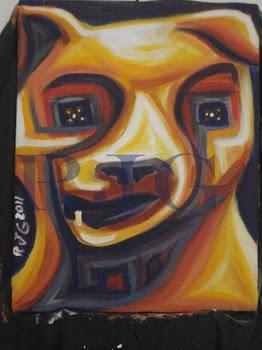 """""""La Sonrisa de Amarillo"""" (Amarillo's smile)."""