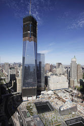 One World Trade Center, formerly known as the Freedom Tower