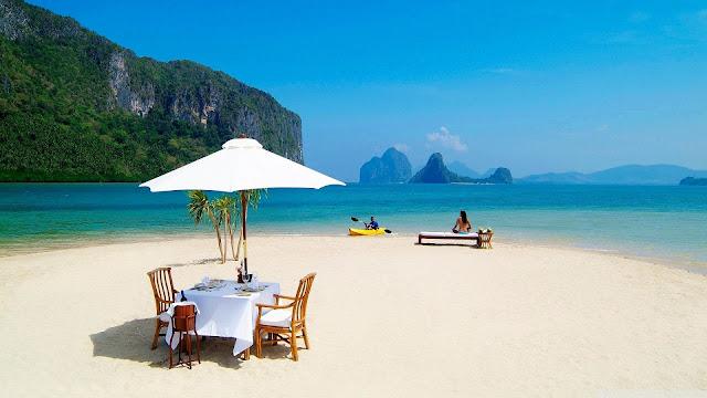 Prachtige vakantiebestemming aan zee