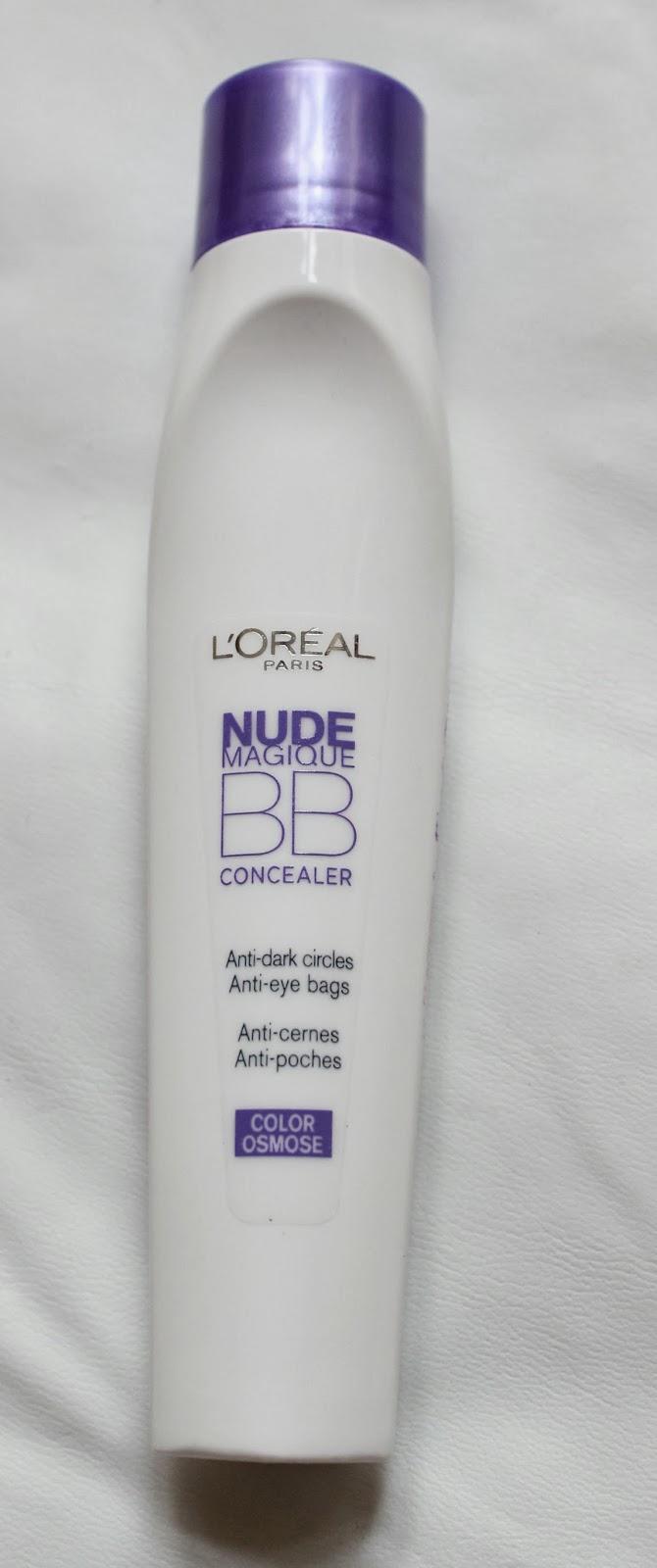 LOreal Paris Nude Magique BB Concealer, review - Monicas