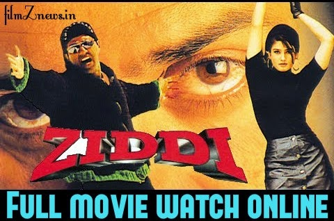 Filmy Zone: Ziddi 1997 Hindi Movie Watch Online