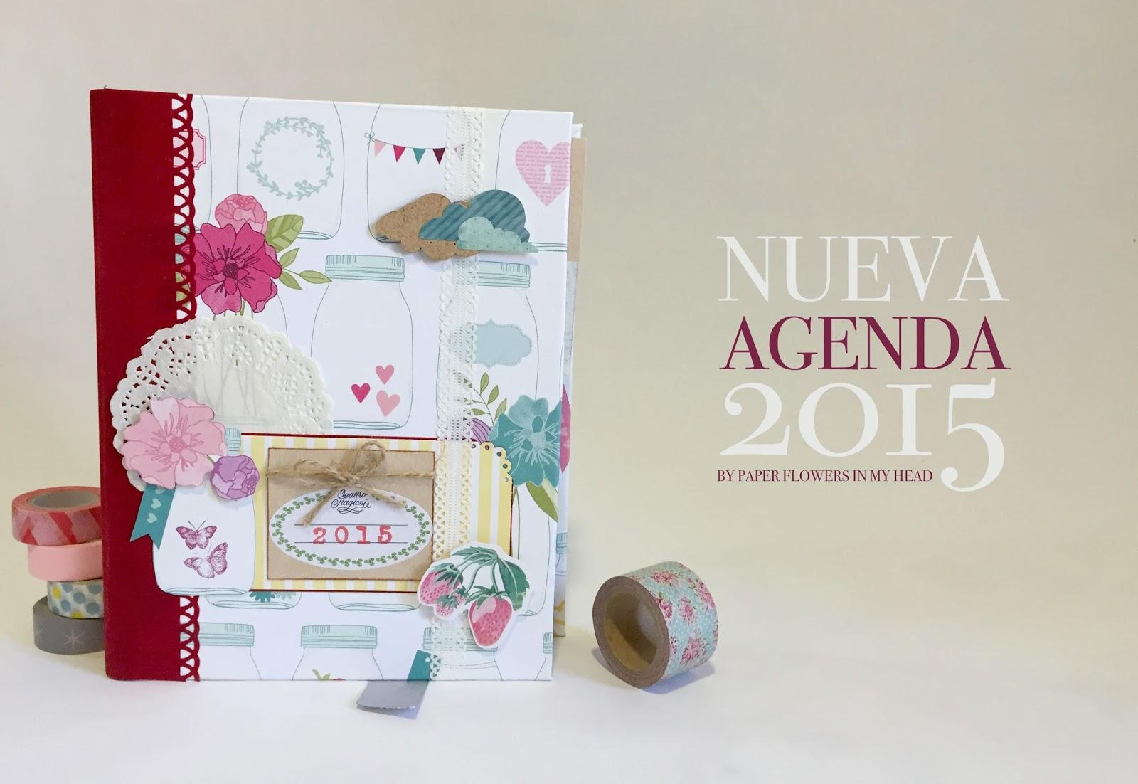 agenda archivador dear lizzy