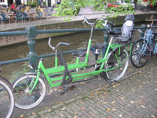 Bikes of the Netherlands