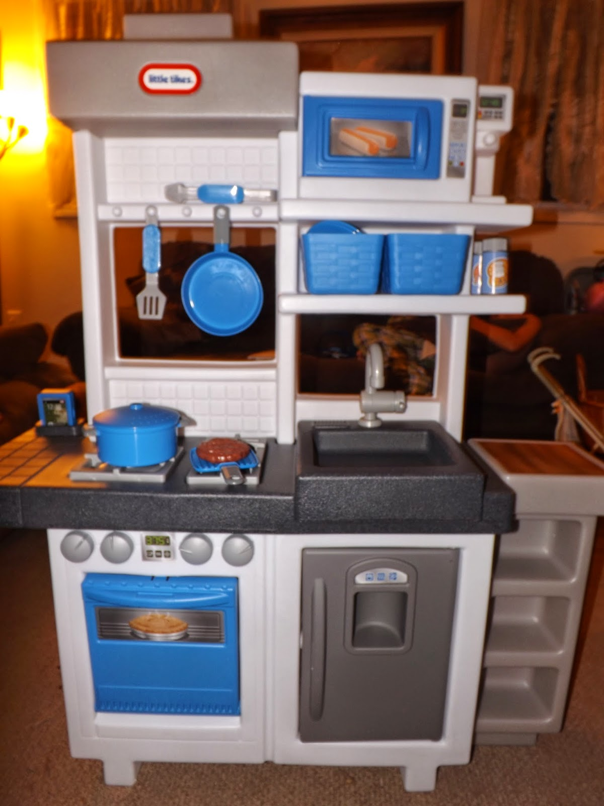 new age mama: holiday gift guide - little tikes ultimate cook kitchen