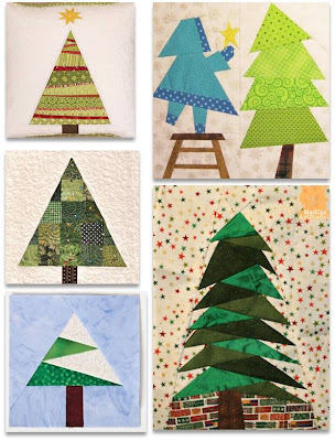 Christmas Quilts - Holiday Quilt Patterns - Free Quilting