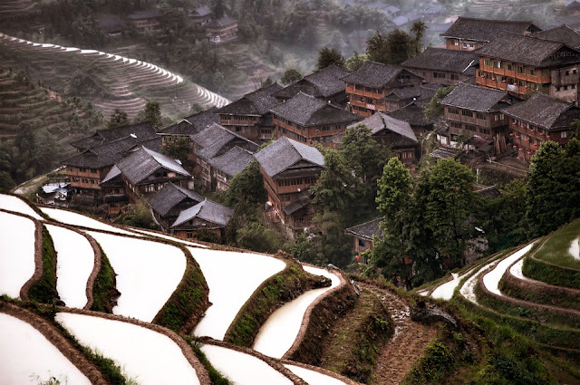 Village in Southern China