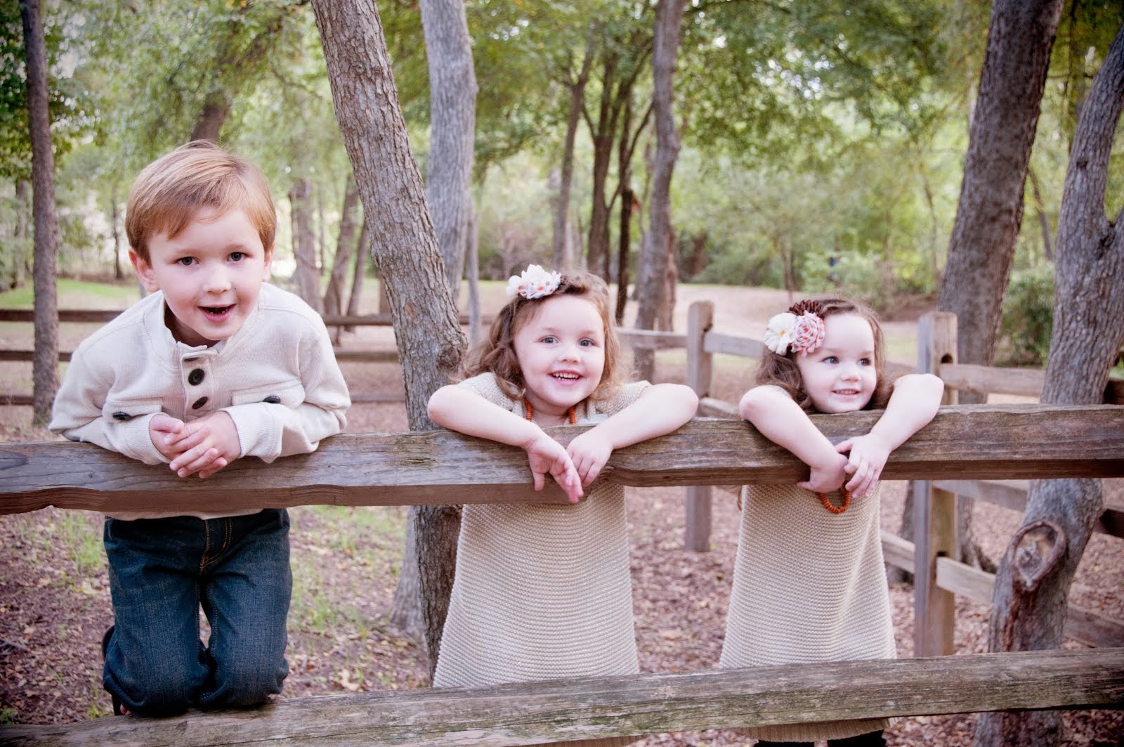 Our Three Littles