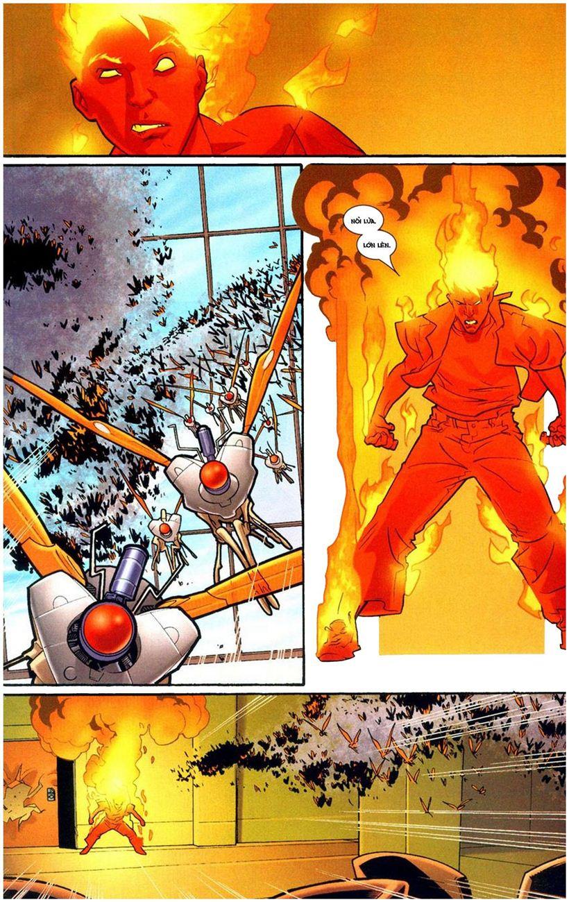 Ultimate Fantastic Four chap 9 - Trang 16