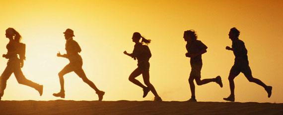 koşu spor hobisi