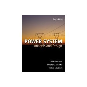 Power Systems Analysis And Design Th Edition Solution Manual