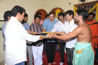 balakrishna boyapati new movie ceremony