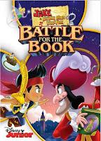 Jake y los piratas de Nunca Jamás: La Batalla por el libro (2014) [Latino]