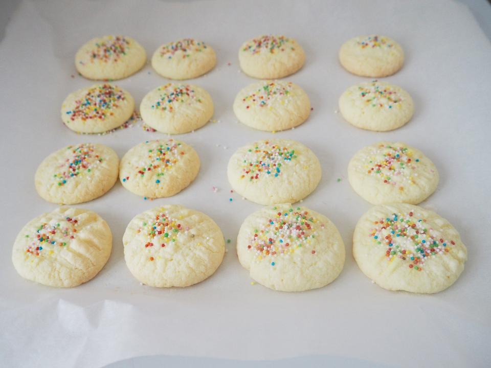 recept: maizena koekjes | lanadrama