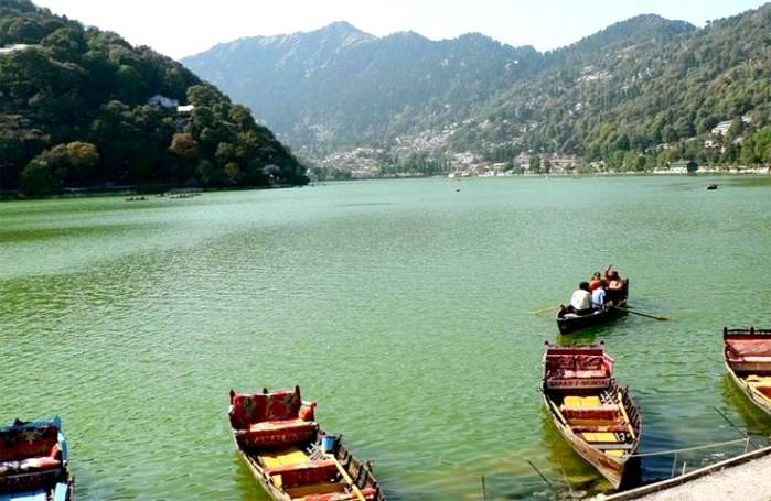 Nainital best honeymoon destinations in india for Best places for honeymoon