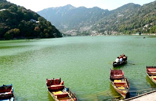 Nainital (Best Honeymoon Destinations In India) 1