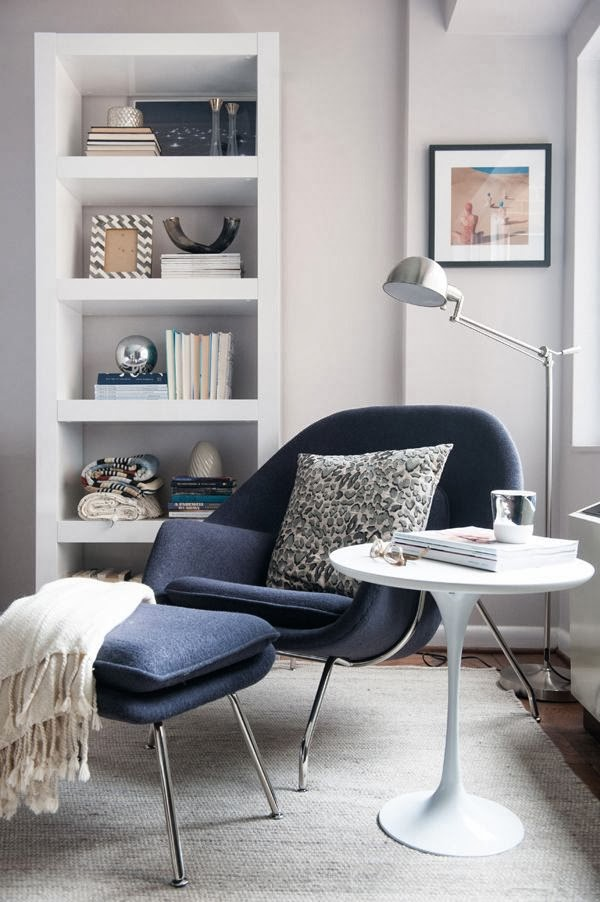20 inspiring reading nooks design ideas the grey home Reading nook in living room