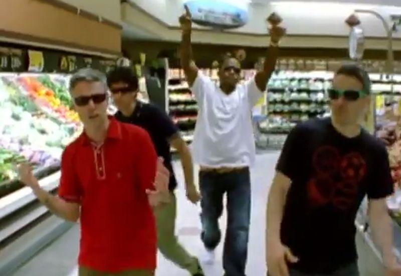 RAR - Beastie Boys - Too Many Rappers featuring Nas | Das bisher unveröffentlichte offizielle Musikvideo - Atomlabor Blog