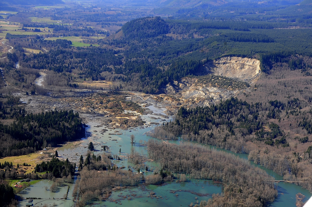 Oso, Washington Landslide