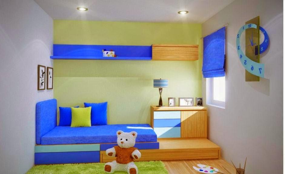 desain kamar tidur minimalis 3x3 meter untuk kamar anak