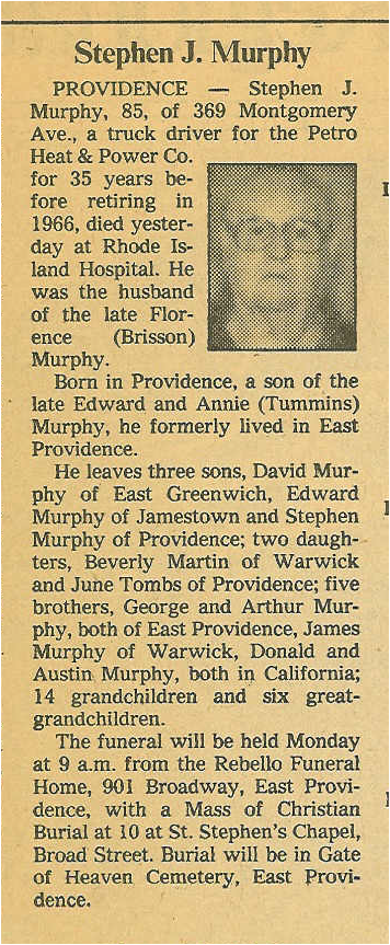 Newspaper Obituary Template For instance, in the obituary