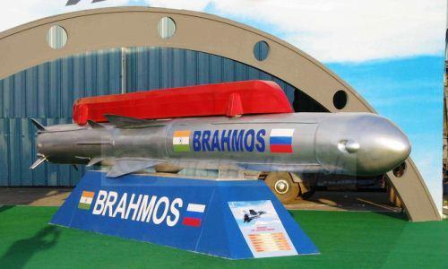 Rudal BrahMos