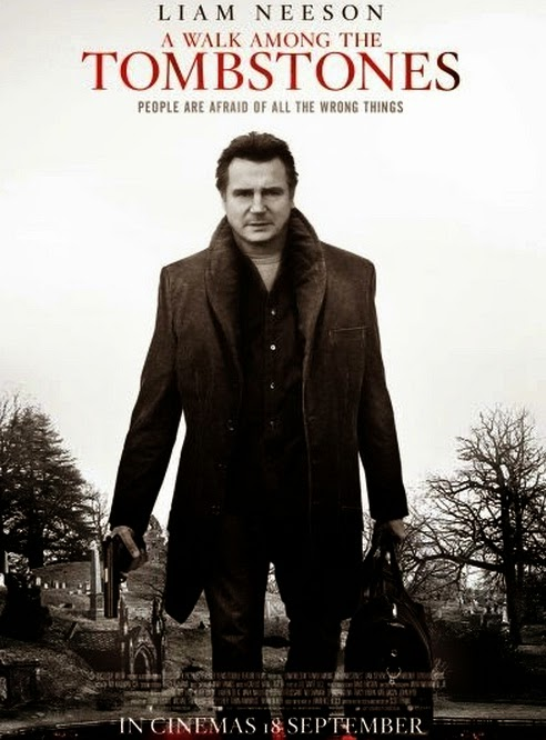 Film A Walk Among the Tombstones (2014)