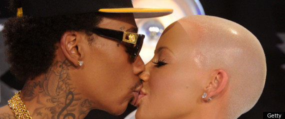 Wiz-Khalifah-And-Amber-Rose-Are-Married