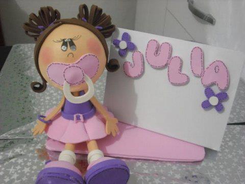Fofuchas de bebé patrones - Imagui
