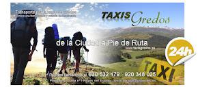 Taxi en Gredos!!!