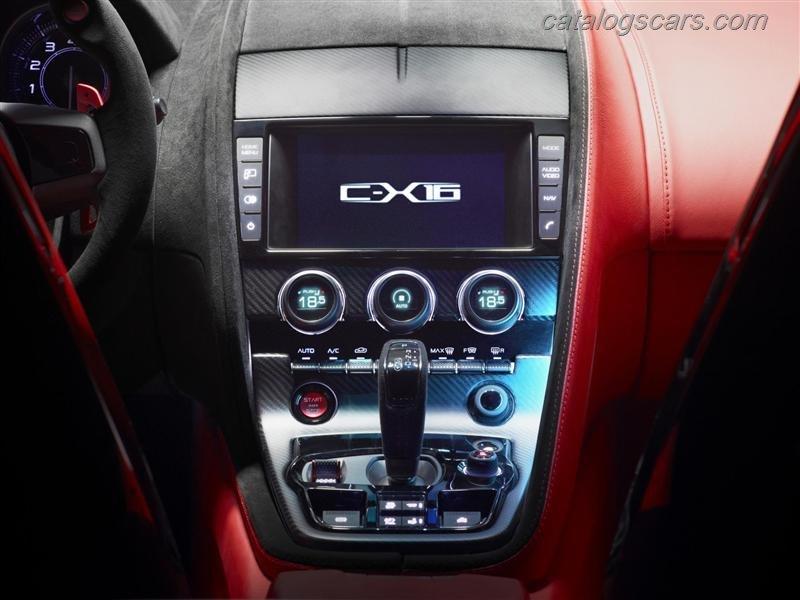 صور سيارة جاكوار C-X16 كونسبت 2014 - اجمل خلفيات صور عربية جاكوار C-X16 كونسبت 2014 - Jaguar C-X16 Concept Photos Jaguar-C-X16-Concept-2012-26.jpg