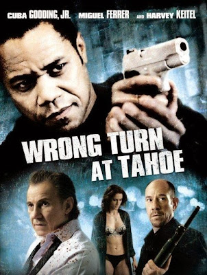 Poster Of Wrong Turn at Tahoe 2009 In Hindi Bluray 720P Free Download